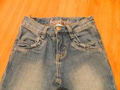 Calça Jeans Gymboree - 6 Slim - R$ 30,00 no MercadoLivre