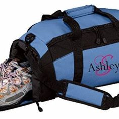Gym-Bag-Workout-Duffle-bag-Cheer-Bag-Dance-bag-Ballet-bag-GIfts-for-her-Swim-Volleyball-bag-Personalized-Work-Out-Bag-Monogram-0
