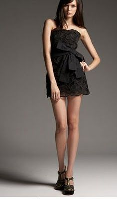 Need This Marc Jacobs Dress Perfect Little Black Lace