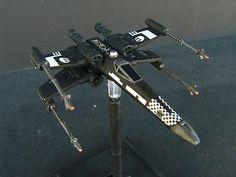 X Wing black re-paint