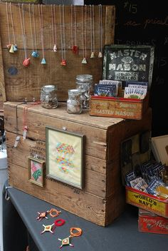 Craft Show Booth Ideas | 7th Annual Renegade Craft Fair in Brooklyn by ... | booth ideas