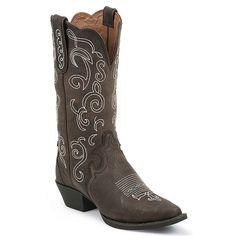 Justin Women's Stampede Western Boots