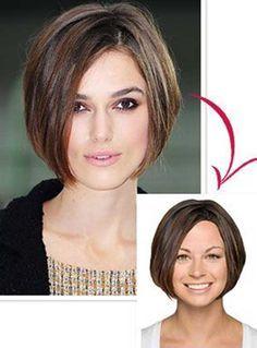 20 Keira Knightley Bob Haircuts | Bob Hairstyles 2015 - Short Hairstyles for Women