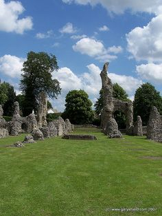 Thetford Priory UK