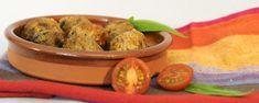 Immondices : boulettes de viande à la sauce tomate