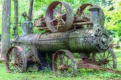 steam wagon by el_rebelde, via Flickr