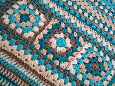 Granny stripes/squares blanket. https://www.etsy.com/nl/listing/210232790/granny-squares-and-stripes-blanket?