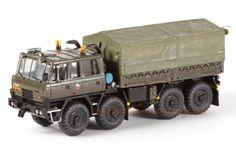 Precizní resinový model s leptanými kovovými díly Tatra T 815 VT 26 265 Měřítko Military Diorama, Military Vehicles, Scale, Vehicles, Weighing Scale, Army Vehicles, Libra, Balance Sheet, Ladder