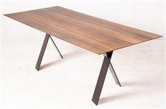 Pierangelo Sciuto, dining table model Tailor by Presotto Italia | DesignAddict