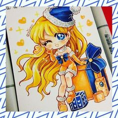 "12/6/15: Love @arikukko ""Sailor Moon"" Christmas series - especially Venus…"