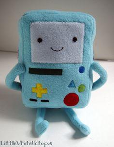 Cuddly BMO Adventure Time