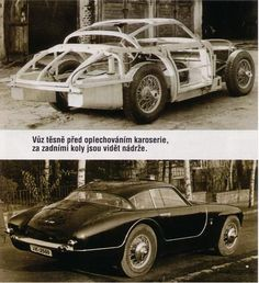 We've covered Iron Curtain sports cars before, namely the FSO Syrene Sport , which due to the political control in Eastern Europe was nev. Lamborghini, Ferrari, Jaguar, Peugeot, Benz, Porsche, Good Looking Cars, Unique Cars, Car Makes