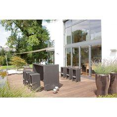 """7-tlg. Lounge Bar-Set """"BRASILIA"""" - Ihr Online Shop für exklusive Gartenmöbel - #Garten #Moebel"""