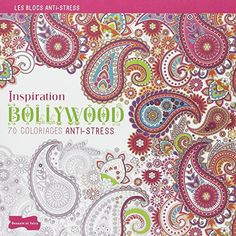 Inspiration Bollywood : 70 coloriages anti-stress von Isabelle Jeuge-Maynart http://www.amazon.de/dp/2295004950/ref=cm_sw_r_pi_dp_KAQ4ub19FAPXP