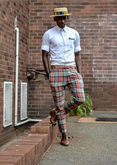 Namibia's Hipsters: From the sapeurs of Kinshasa, the fashionistas of Lagos and to the streets of Jozi, vintage style is trending in Africa. Designer, tailor and stylist Lourens Loux Gebhardt of Loux...