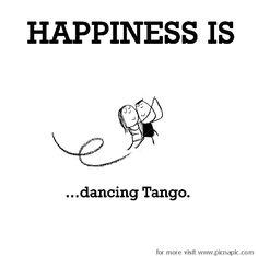 Felicidad es... BAILAR TANGO ♥
