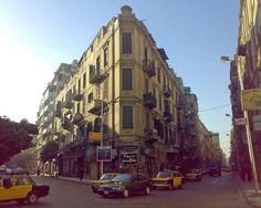Ahmad Orabi Street