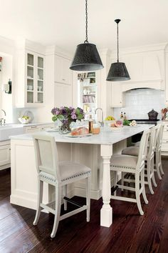 All-Time Favorite White Kitchens: Lighten Up Kitchen Update