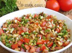 Gavurdağı Salatası Resimli Tarifi - Yemek Tarifleri