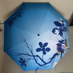 Uv Umbrella, Under My Umbrella, Umbrellas Parasols, Crafty, Painting, Canopies, Rockabilly, Rain