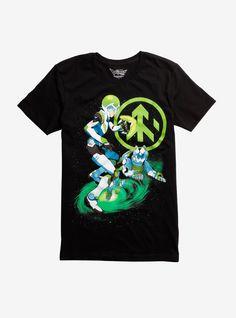 f2a0c70d Voltron: Legendary Defender Pidge Green Lion T-Shirt | Hot Topic Fandom  Outfits,
