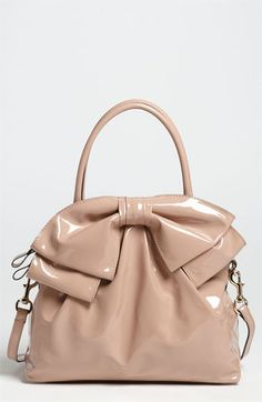 Valentino 'Lacca Bow' Dome Satchel available at Nordstrom