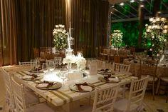 Casamento moderno: decoração em tons pastel