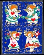 Denmark / Christmas seals