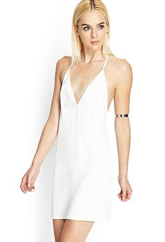 Strappy Cami Shift Dress | FOREVER 21 - 2000061103