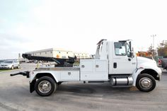 Equipment Listings - 2000 - 2008 • Rock Solid 2003 International 4300 Jerr-Dan 1210D 12 Ton Wrecker