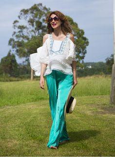Cloud Dancer, Harem Pants, Charlotte, Bohemian, Bride, Skirts, Collection, Dresses, Fashion
