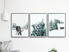 Downloadable Holiday Wall Art