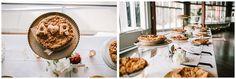 Wedding Pie by Grand Traverse Pie Company - Wedding in Saugatuck, Michigan Wedding Pies, Saugatuck Michigan, Pie Company, Sweet, Candy, Cake Wedding, Wedding Cake