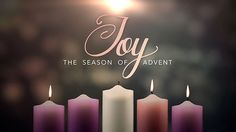 Life Scribe Media's Advent Candles Theme Pack. Perfect for the Christmas and Advent season. Church media, motion graphics, candles, graphic design.
