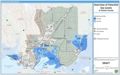 How Solano County will be impacted by rising sea levels.