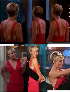 kaley cuoco pixie cut hairstyles pinterest runde gescihtsformen kurze bobfrisuren und haar. Black Bedroom Furniture Sets. Home Design Ideas