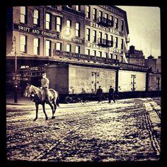 #throwbackthursday - 11th Avenue Cowboy