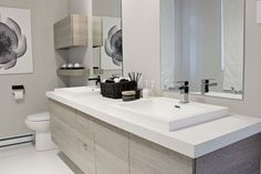 Armoires Design Plus Lighted Bathroom Mirror, House Design, Bathroom Inspiration, Full Bathroom, Home Remodeling, Home Decor, Bathroom Design, Deco, Bathroom