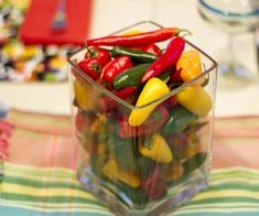 How to Make Fiesta Centerpieces for Tables | eHow