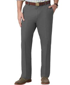 Dockers Big and Tall D3 Classic Fit Easy Refined Flat Front Pants