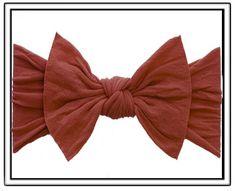 Baby Bling Sienna Knot Headband-baby bling headband,baby toddler little girl headbands,pantyhose material headband,Scottsdale
