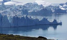 Ilulissat, Greenland and all of these places if possible