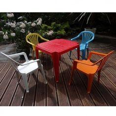 Childrens Picnic Bench Set Wooden Table Kids Furniture Garden