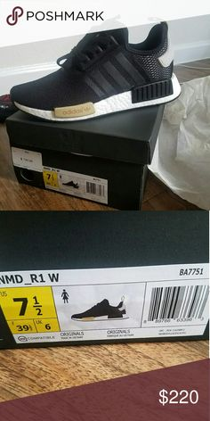 adidas nmd in box
