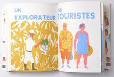 BlexBolex - French illustrator/printmaker. Love his stuff!