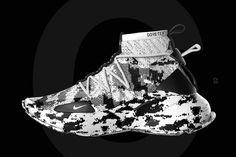 Designer Creates Impressive Nike ACG 3D Flyprint Concept