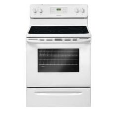 FFEF3018LW in White by Frigidaire in Longview, TX - Frigidaire 30'' Freestanding Electric Range
