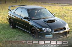 Subaru after modification and/or restoration by TopSpeed Motorsports. Visit this section to see stunning photos with complete step by step build photos.