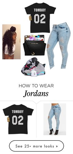 """""""TOMBOY OUTFIT"""" by chinika-aura on Polyvore featuring Retrò"""