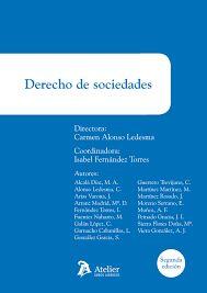 Derecho de sociedades / Carmen Alonso Ledesma (dir.), Isabel Fernández Torres (coord.)